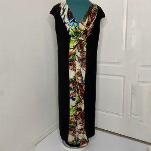 Igigi Maxi Dress Size 18 - 20 Plus Size Lined